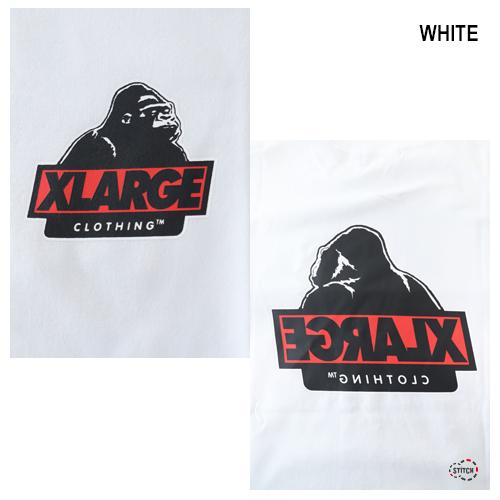 XLARGE 通販 店舗 Tシャツ メンズ ストリート